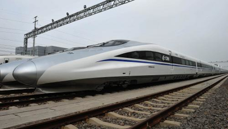 我国首列智能化高速列车{裸照}_中国南车(601766)股吧