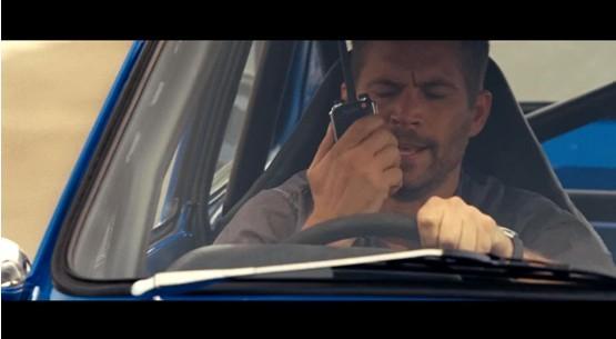 海能达太犀利了,好莱坞大片《速度与激情6》中多次