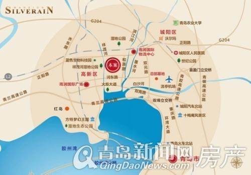 关于青岛高新区的定义范围(必读)