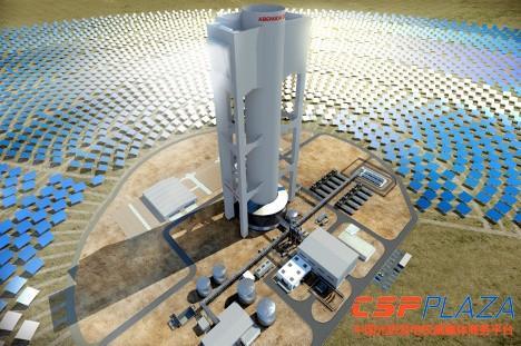 南非khi塔式电站多项技术创新揭秘