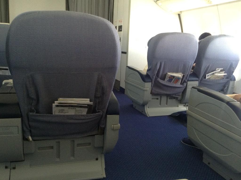 广州到上海南航大飞机头等舱