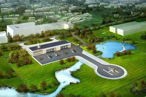 另外,俱乐部已开始水上飞机场项目的前期调研,一旦条件成熟,度假区还