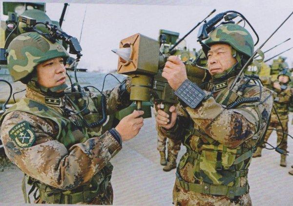 军_航天长峰数字化单兵信息系统亮相天津信博会受关注
