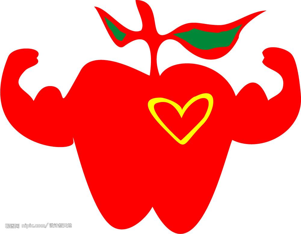 苹果福窗花的剪法步骤图