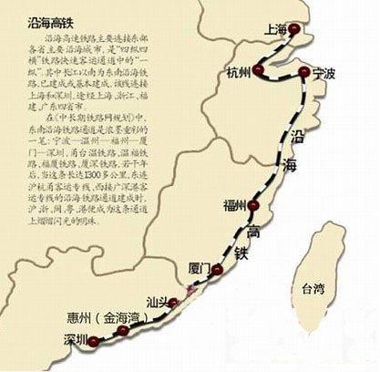 上海至青岛高铁
