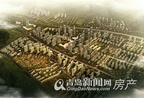 中国房地产50强嘉凯城落子青岛巨资打造东方龙域 来源
