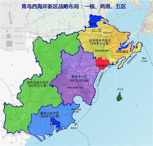 青岛港经济总量_经济