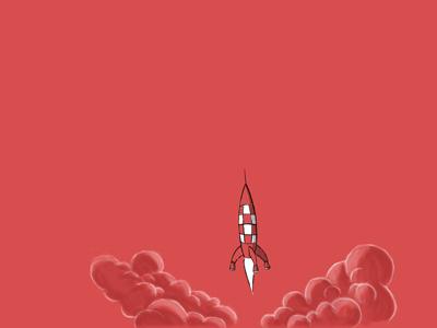火箭大炮简笔画