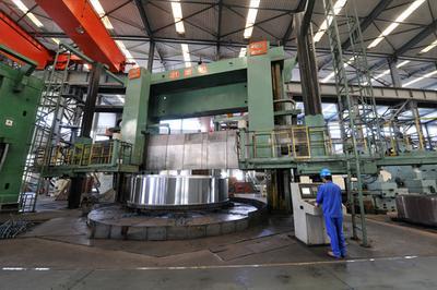 通裕重工 重大高端高科技装备研发能力全球第一图片
