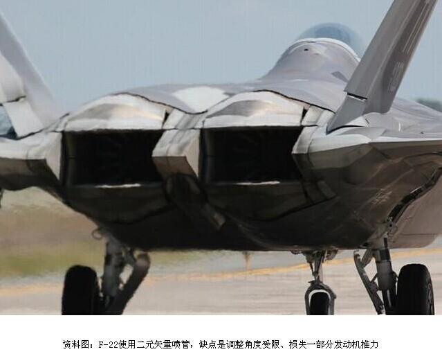 歼20与歼31隐身轴对称矢量喷管完胜美f-35和f-22俄t