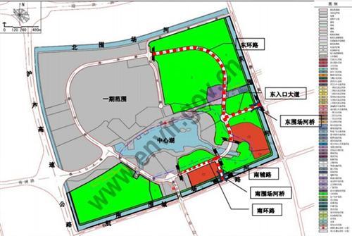 上海迪士尼园区内外十条道路定名 - 好股票 - 好股票的博客