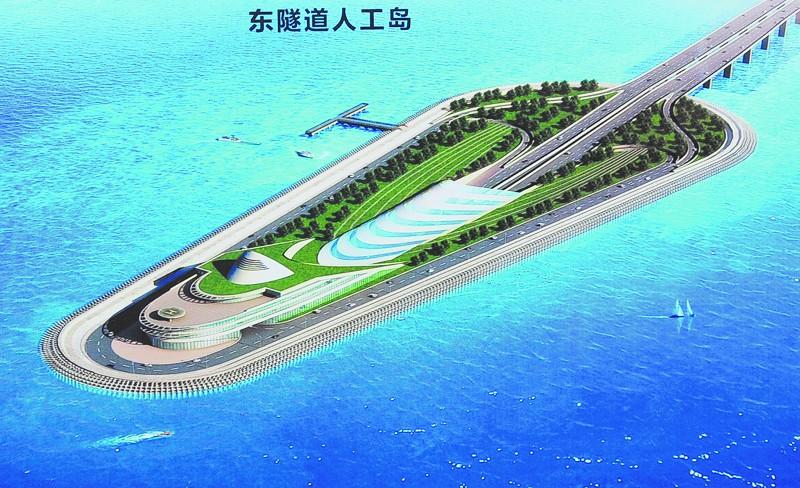 港珠澳大桥海底隧道施工技术为《台湾海峡隧道》提供成熟参考方案