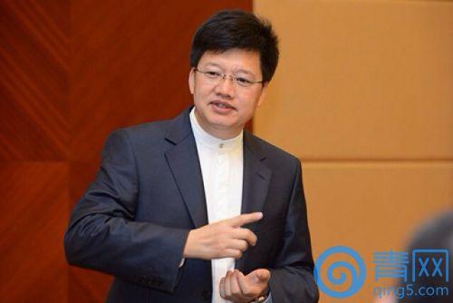 特锐德副总裁接受掌上青岛传媒集团青网记者采访