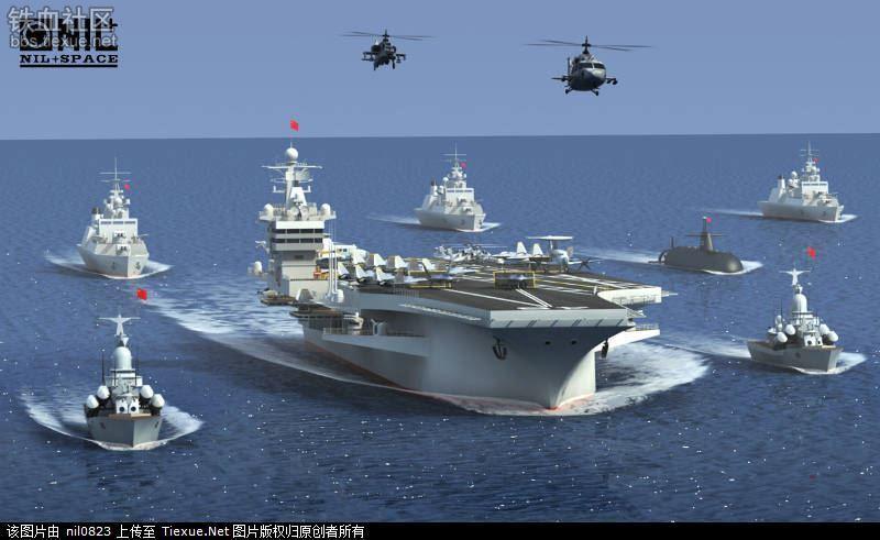 空军 成飞集团、沈飞集团、洪都航空、成飞集成提供的歼击机、空面导弹是建成强大战术空军的装备; 中航飞机提供的大型运输机、轰炸机、加油机及特种飞机是建成强大战略空军的装备。 中航飞机还是大型民用飞机的主要部段的重要供应商,承担中国商飞C919的几乎全部的大部段的生产,还承担着新舟MA60支线客机、新舟60飞机、新舟600飞机、新舟700飞机的研制、翔凤ARJ21主要机体制造、航空零部件转包等等。在中国航空工业中只有中航飞机具备成长为超级制造商的资质和条件,关键看国家意志。 海军 中国重工及其母公司中船