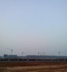 徐水长城三期照片 迈向世界车企的又一步高清图片