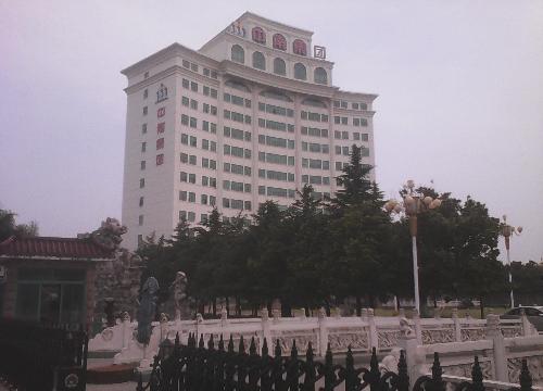 南通海门长乐镇的中南