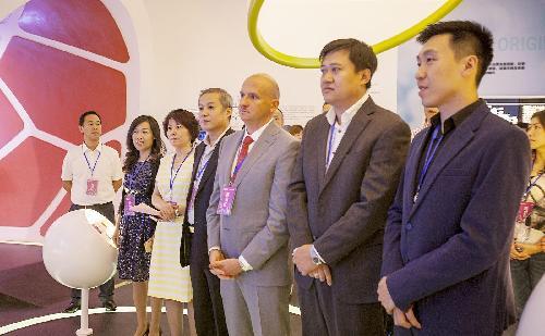 中源协和生命体验馆隆重揭幕--国际细胞治疗协