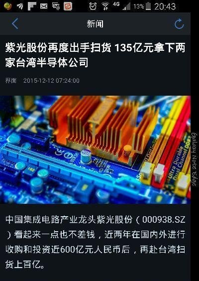 中国集成电路产业龙头