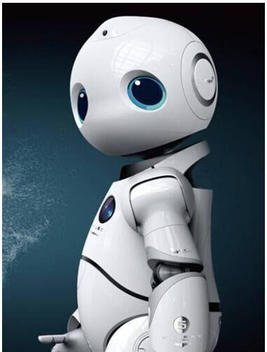 """""""优友""""人形机器人的人脸识别技术"""