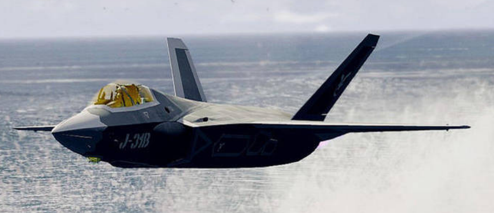 中国歼31战机2.0版将首飞