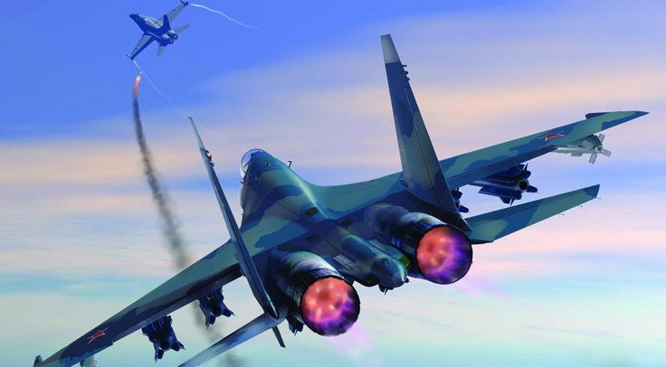 落后飞机,我国在国际上空军方面的地位会相当被动