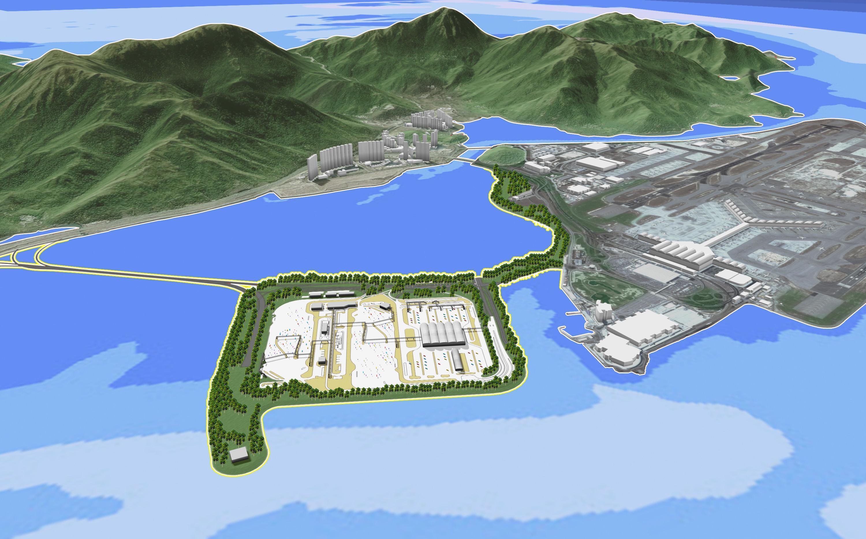 港珠澳大桥规划