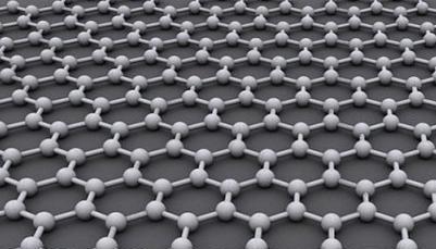 石墨烯结构示意图