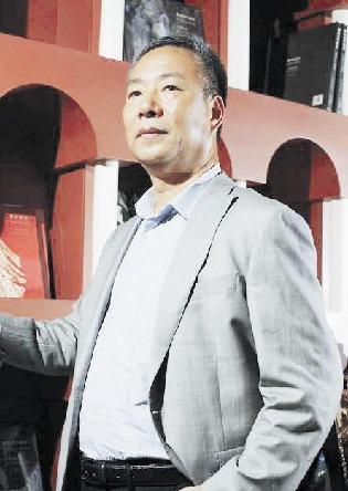 报喜鸟 创始人 吴志泽 先生图片 22838 281x444