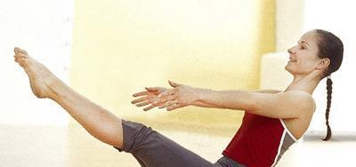 瑜伽腿部力量训练方法图解