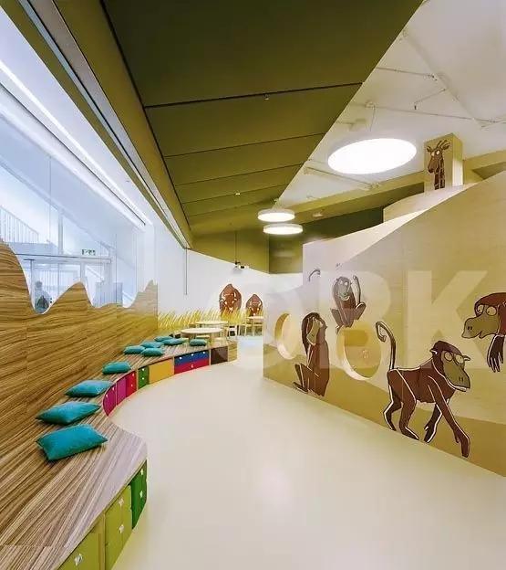集合设计-专注幼儿园室内设计