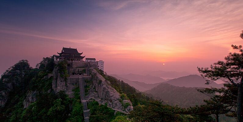 九华山风景区积极寻求旅游产品的多样化