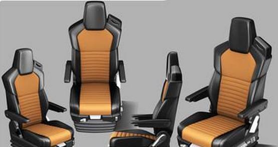 adient针对中国市场的商用汽车座椅方案于上海国际汽车展首次亮相