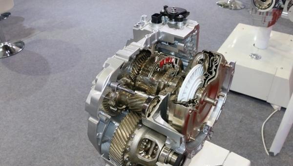 这台变速箱可应用于轿车及suv车型,覆盖1.2t至2.