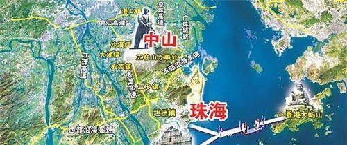 关注 港珠澳大桥将在7月1日前全线贯通