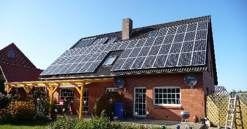 家庭太陽能發電劃算嗎_農村太陽能發電靠譜嗎_住宅太陽能發電