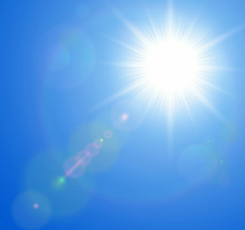 忐忑不安.希望是阳光明媚.图片