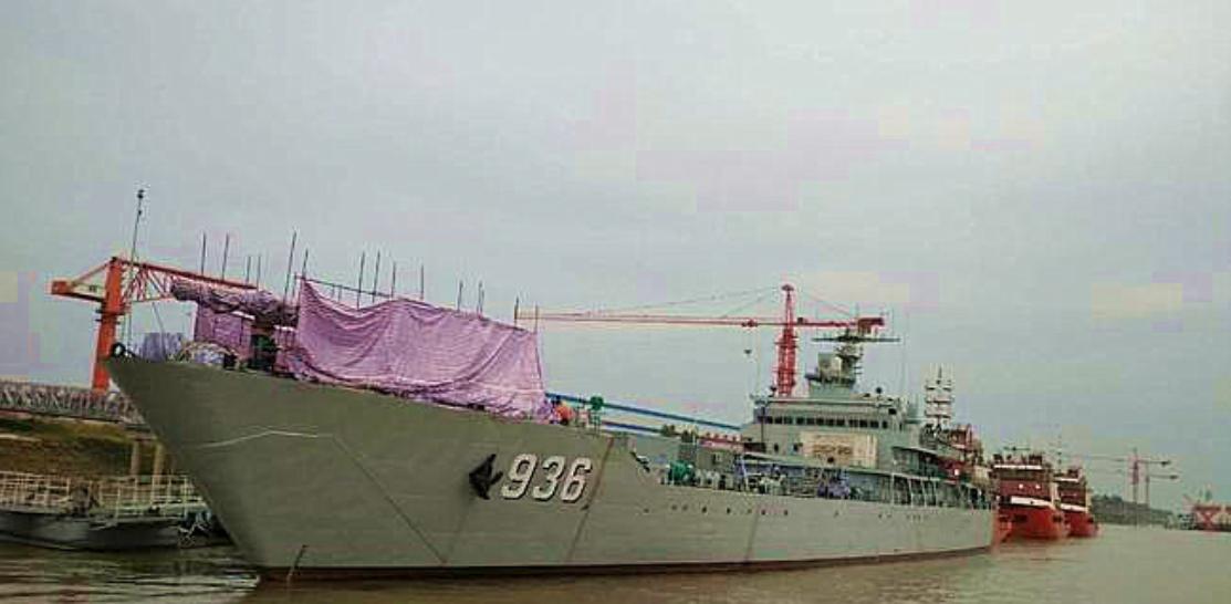 中国电磁轨道炮横空出世?上舰试验或早于美国