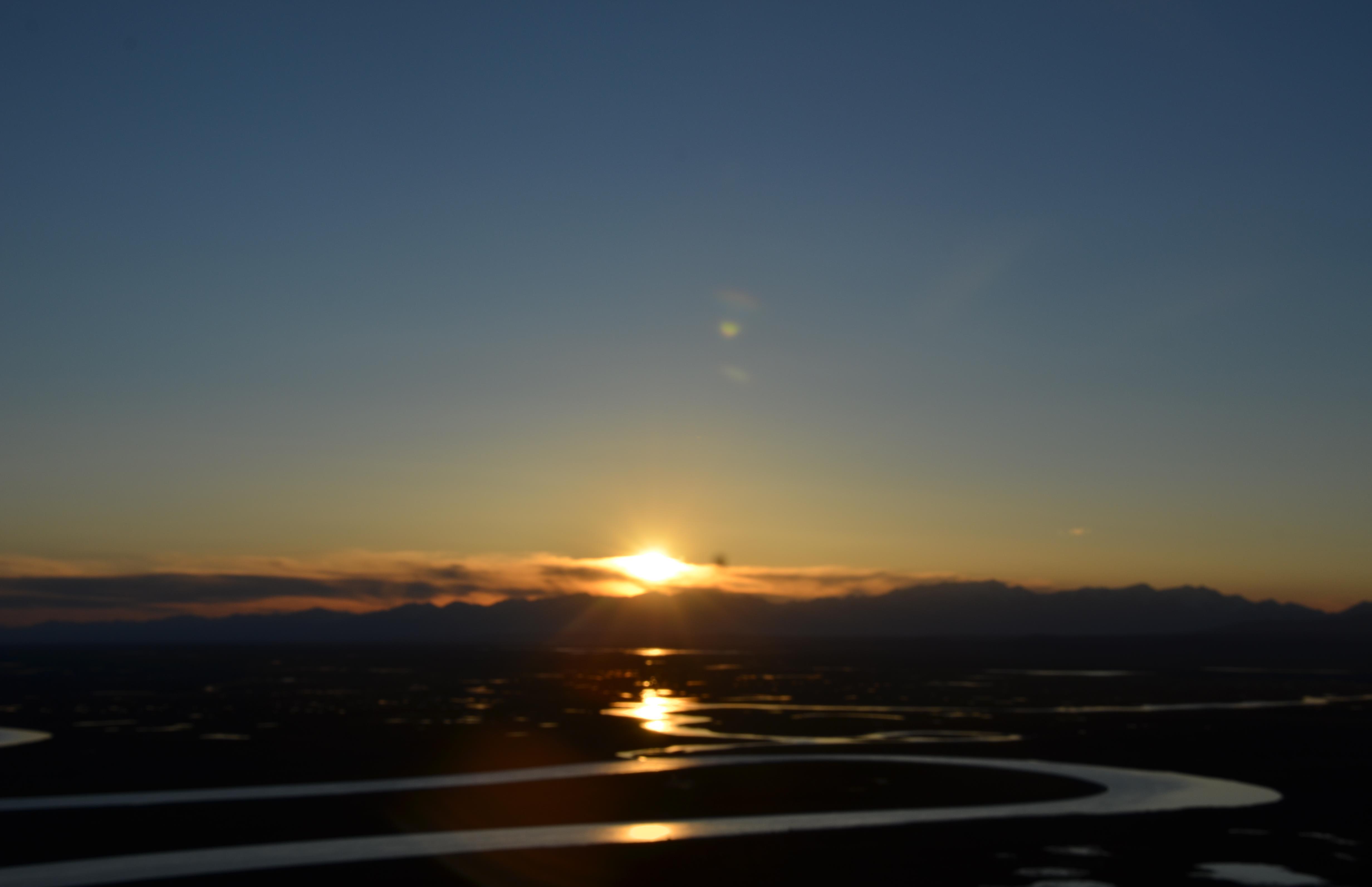 黎明前图片风景唯美