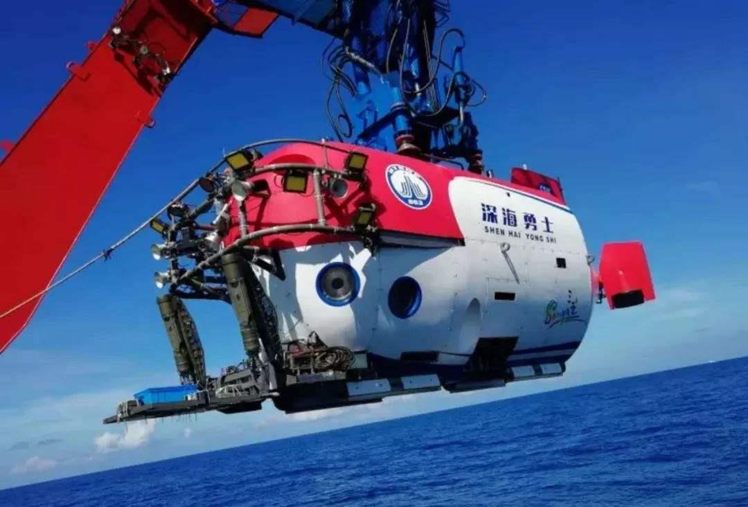 中国海洋科技装备形成