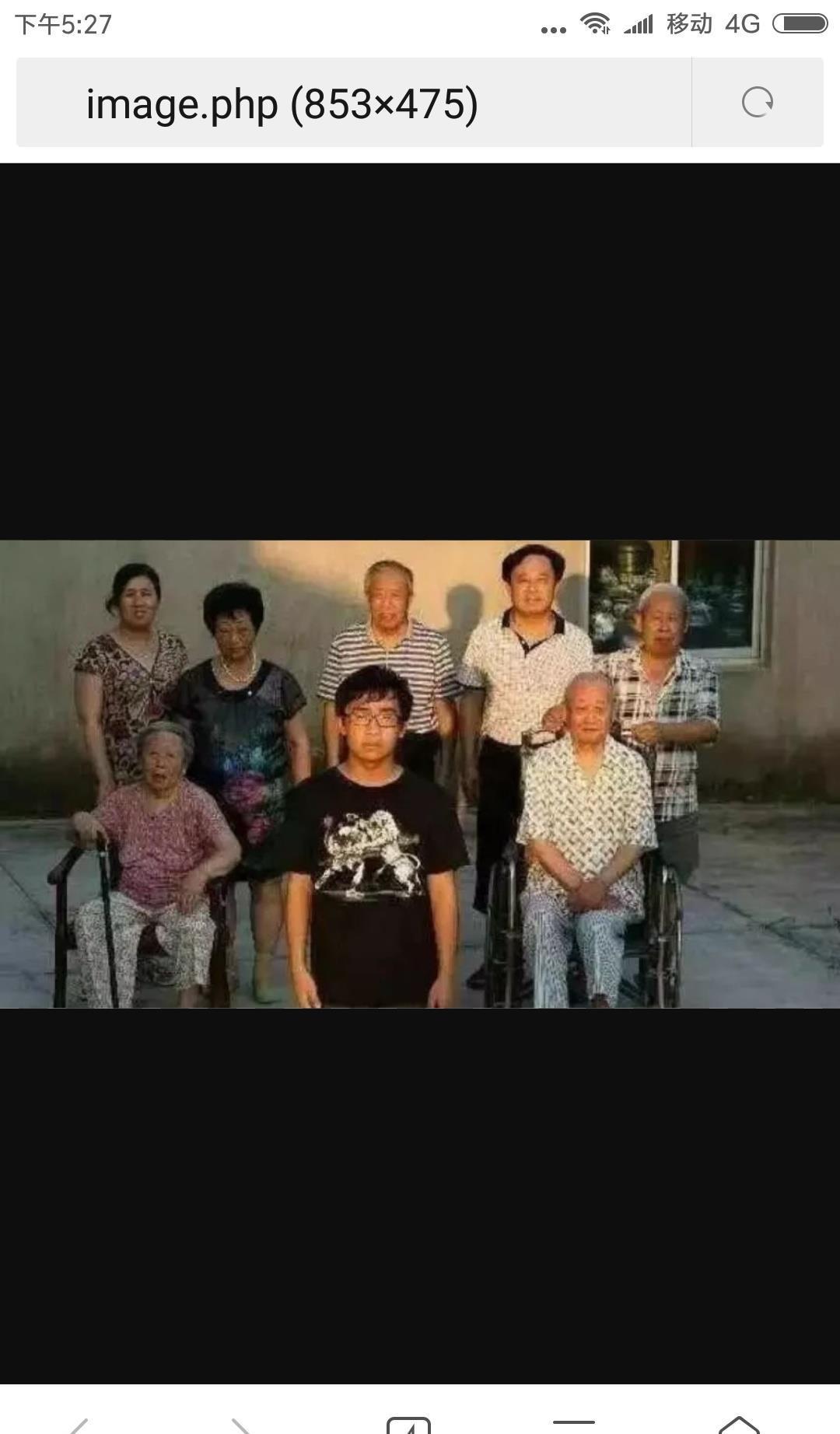 中国人口独生子女家庭结构图