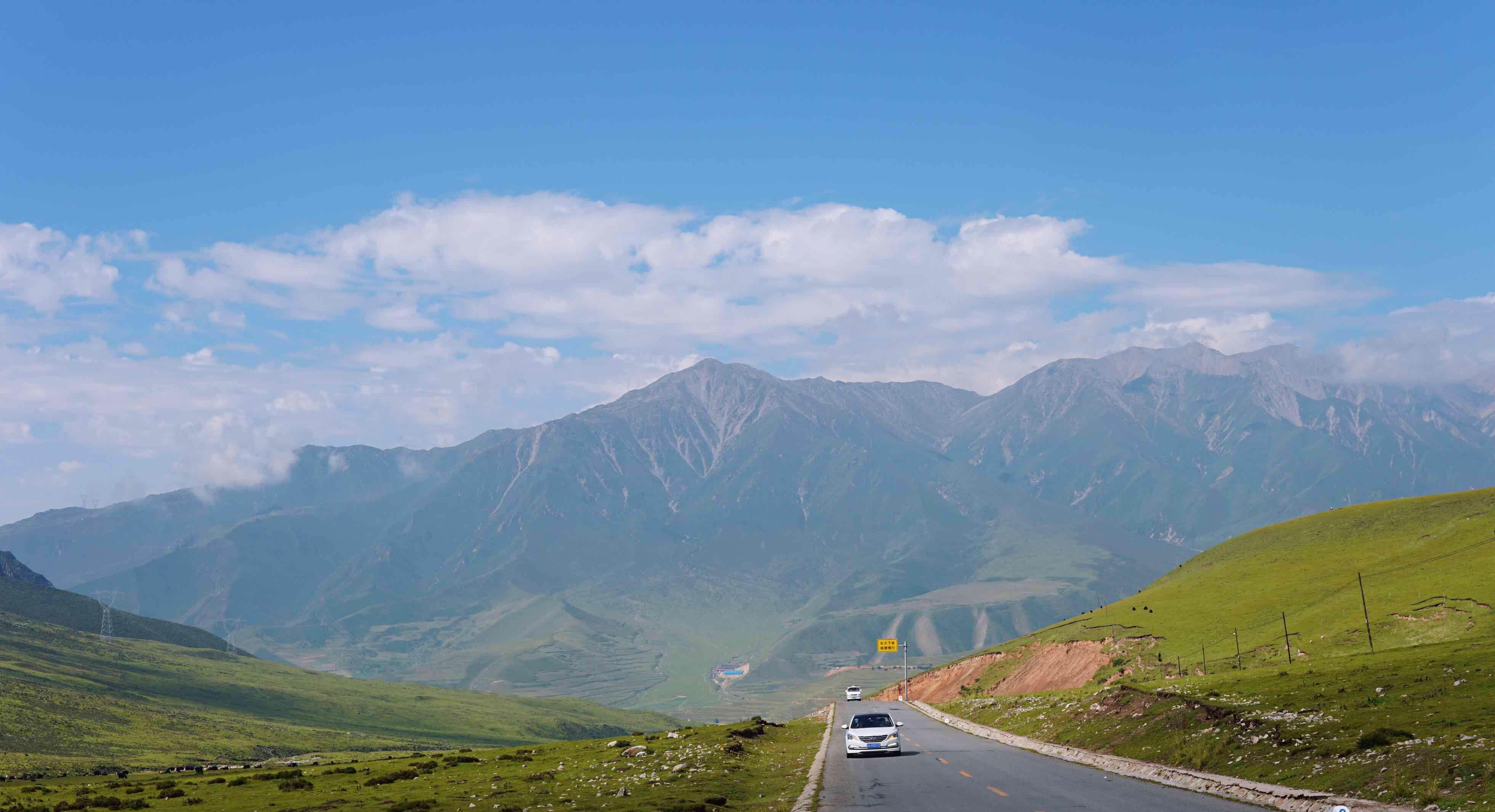 青海风景不错