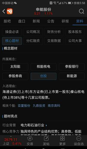 没有涨的正宗上海本地创投股,长期股权投资75