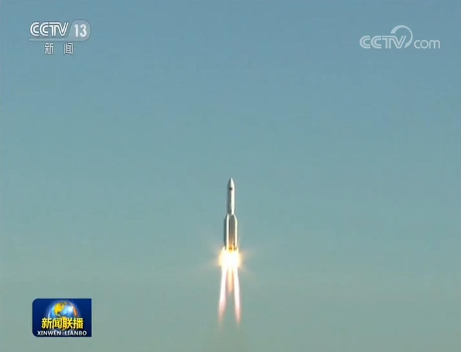 除此以外,长征5b将发射我国首个火星探测器,还将发射嫦娥五号月球探测器,实现月球采样返回,因此,长征5b运载火箭,在航天领域的用途多种多样,是一枚多功能的大推力火箭.